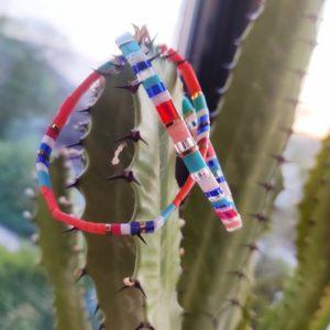 Bracelets perles japonaises